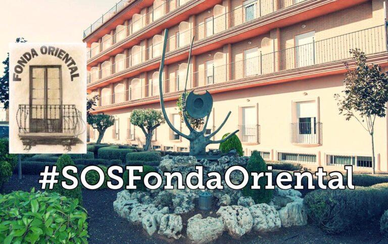 #SOSFondaOriental